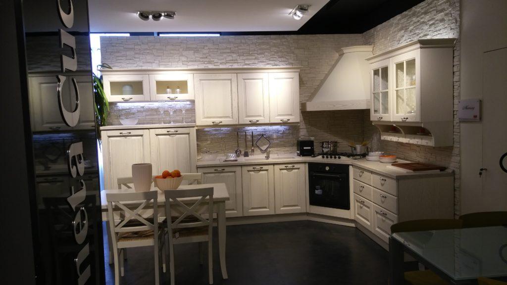 vedere cucina classica