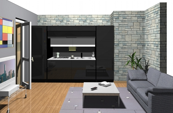 Best Veneta Cucine Ecocompatta Gallery - Home Ideas - tyger.us