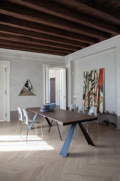 tavolo consolle Ventaglio Tonin Casa.