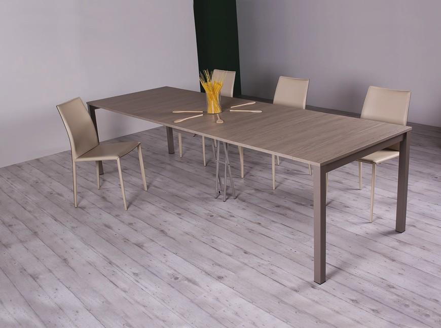 Consolle p 300 riflessi tavolo allungabile 14 persone - Tavolo 10 persone ...