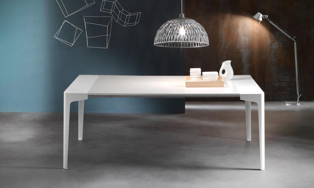 tavolo consolle allungabile corner