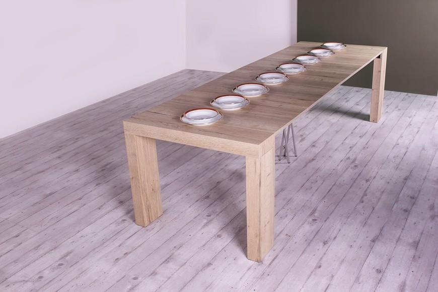 tavolo consolle Square