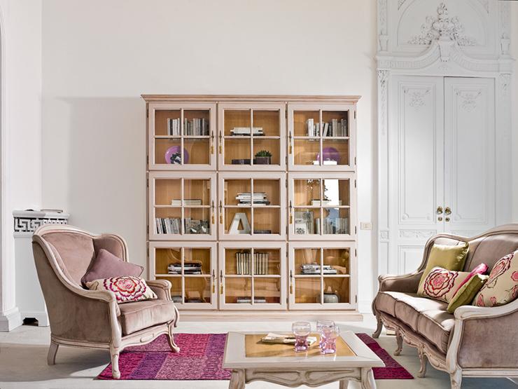 Libreria classica ARTEMIS Tonin casa