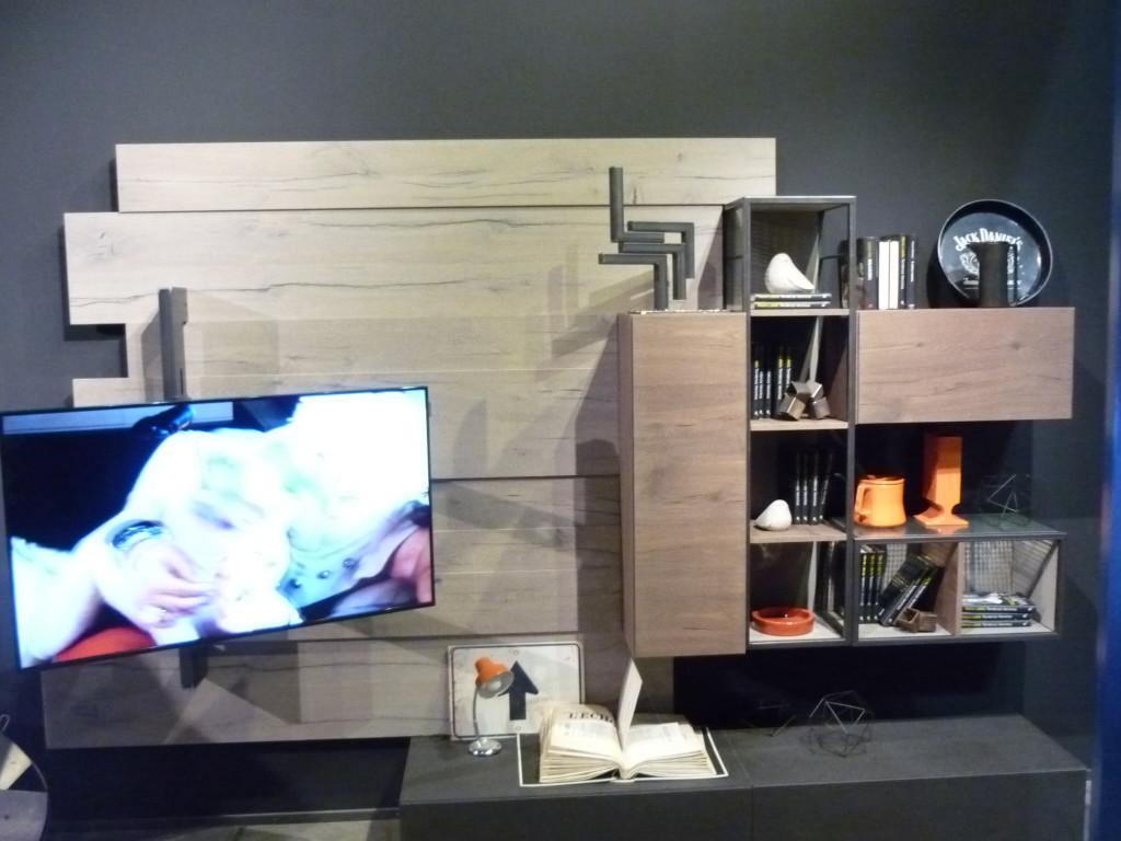 Fimar mobili novità soggiorno rebel