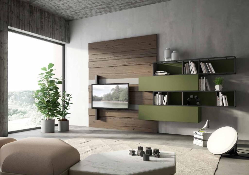 soggiorno rebel fimar mobili