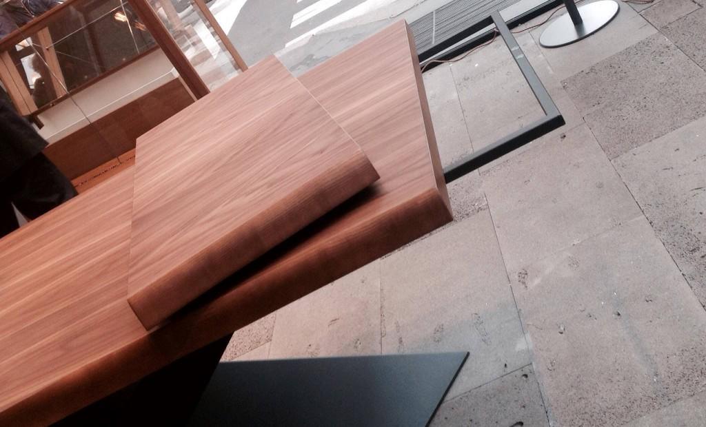 allunghe tavolo shangai riflessi