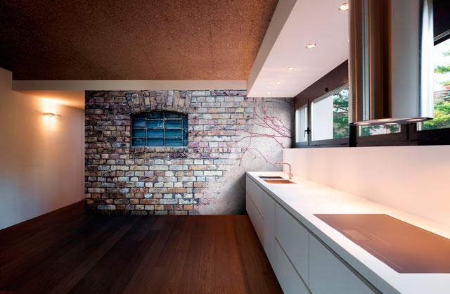 Carta Da Parati Per Soggiorno Classico : Carta da parati soggiorno moderno great effetto cemento soggiorno
