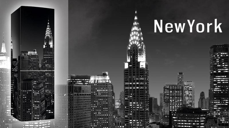 frigorifero new york