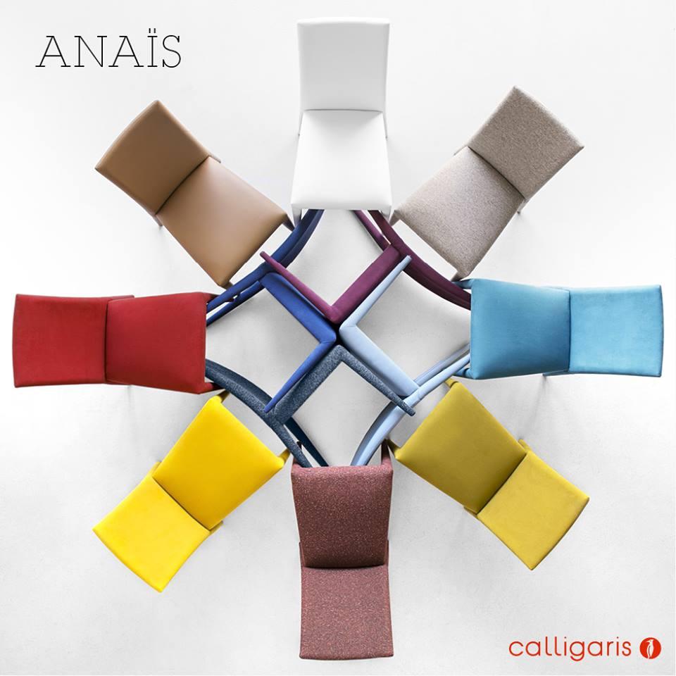 sedie colorata calligaris