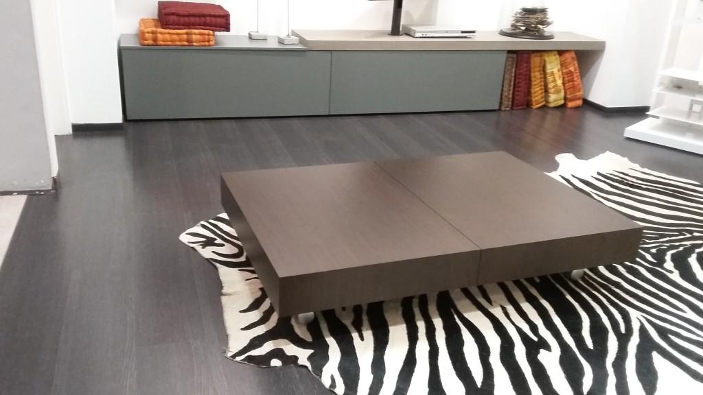 tavolino block estensibile