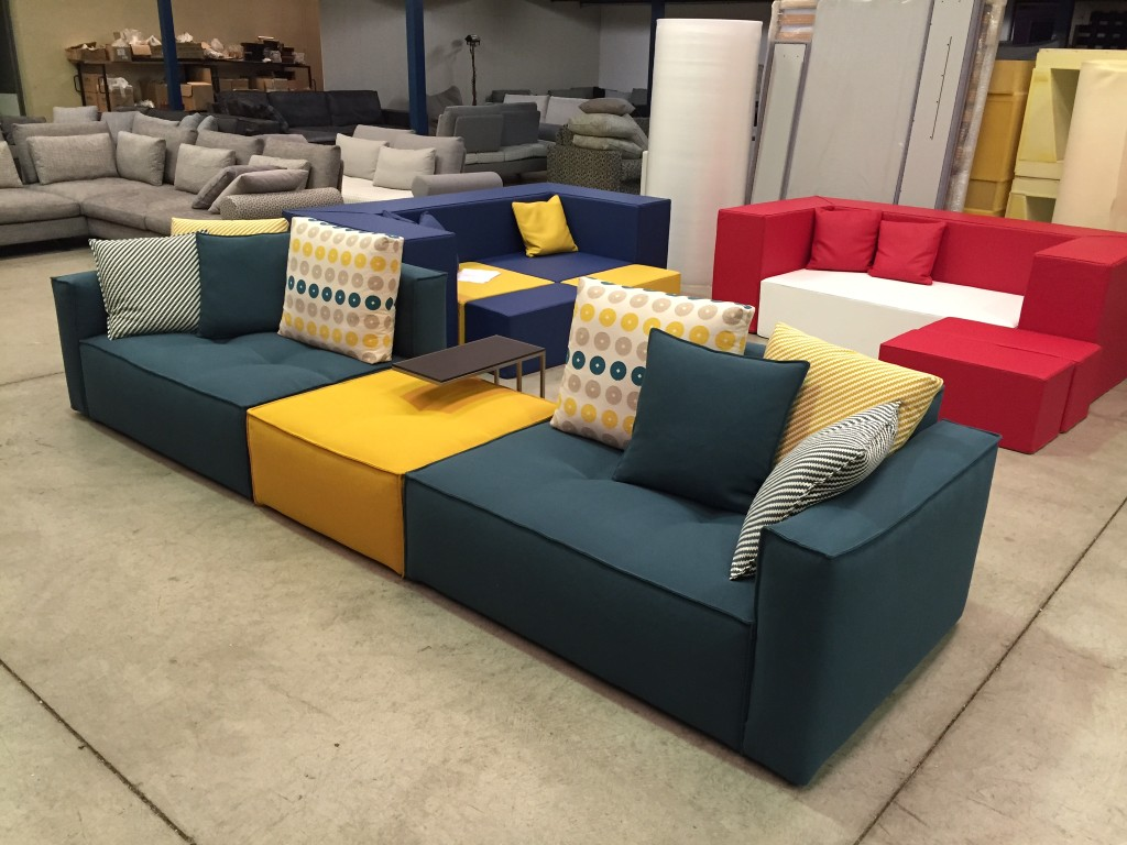 tappezziere fabbrica artigianale divani