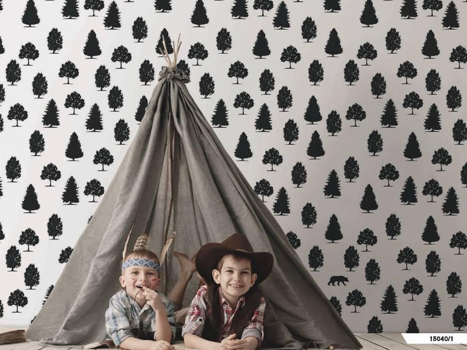 Tappezzeria per bambini