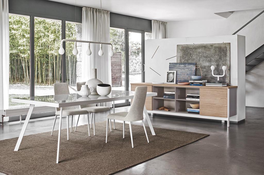 calligaris tavolo frame sedia etoile
