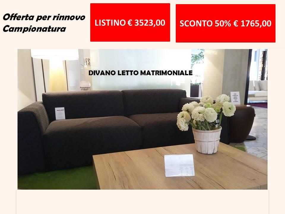 divano letto Milano bedding offerta outlet