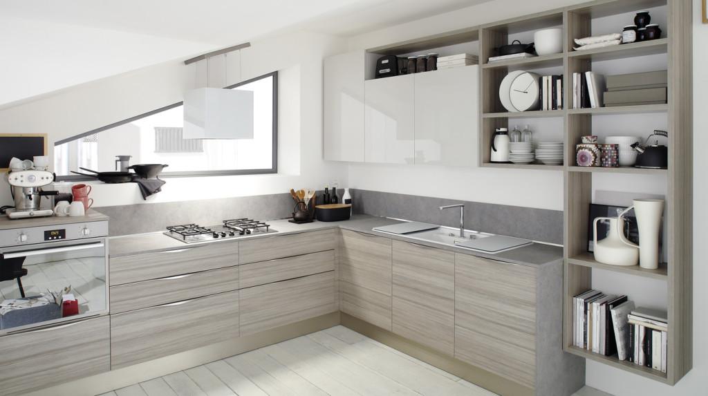 Cucina moderna modello Start time Veneta cucine