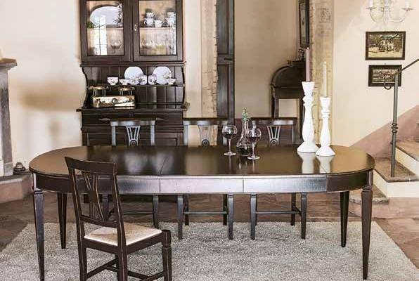 Tavoli linea classica - Scopri tutta le proposte Tonin casa acquistabili da Domus Arredi Lissone