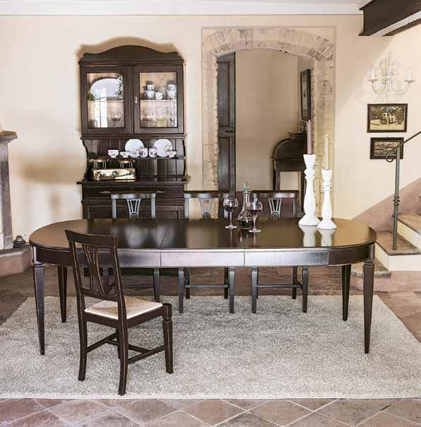 Tavoli linea classica – Scopri tutta le proposte Tonin casa acquistabili da Domus Arredi Lissone