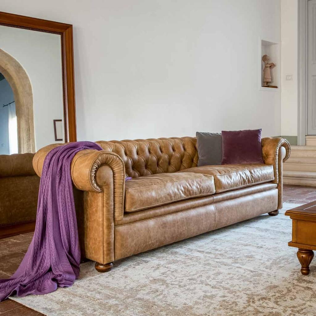 tonin casa divano messier