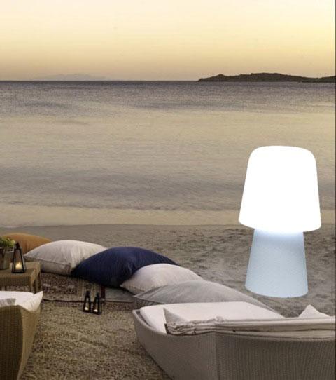 Lampada modello Pic -Nic by Serralunga