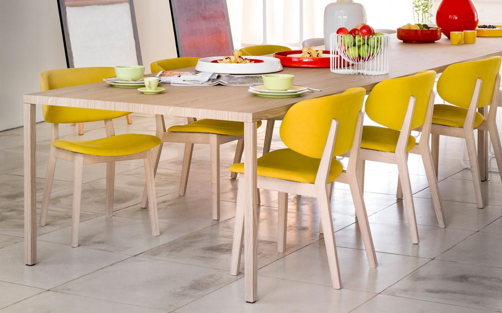 Beautiful Sedie Legno Colorate Photos - Modern Home Design ...