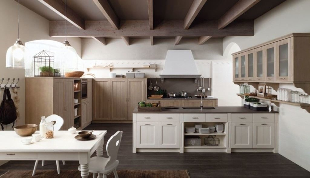 cucina stile country
