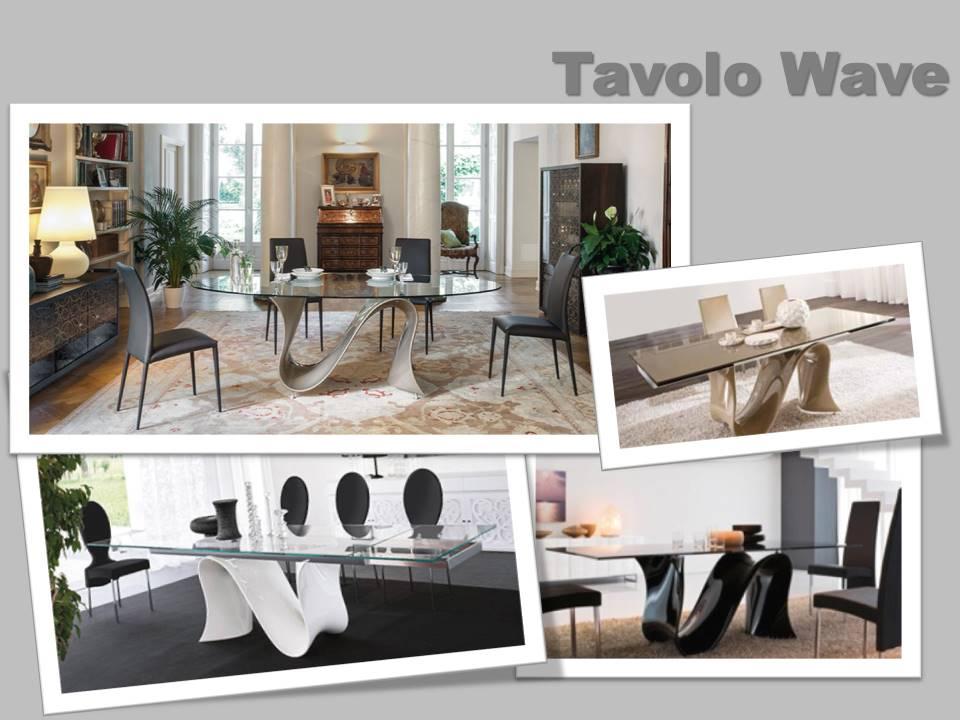 tavolo wave