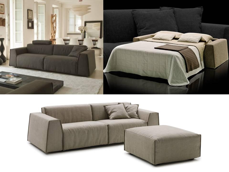 divano a letto milano bedding modello Parker