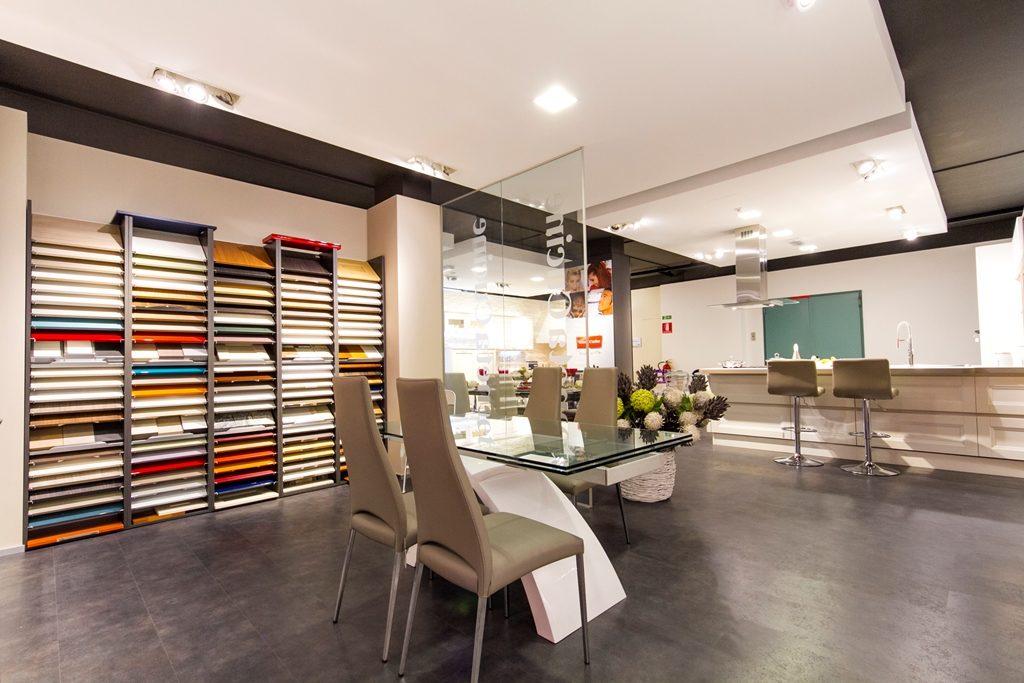 negozio Veneta cucine Lissone