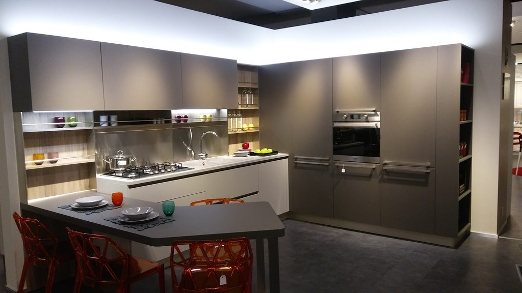 Veneta Cucine Start Time J visionabile da Domus arredi Lissone