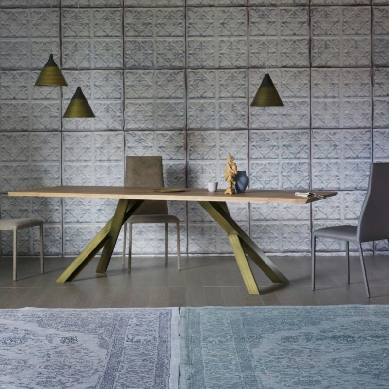 tavolo 3 metri piano legno