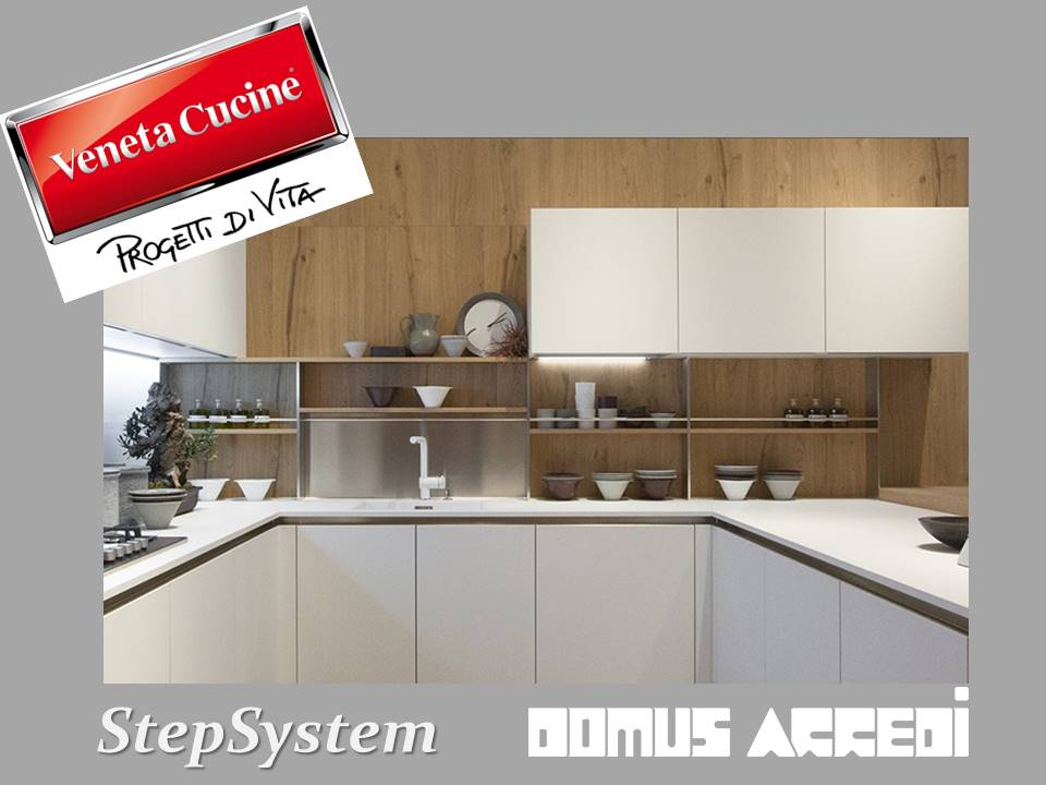 stepsystem mensole veneta cucine