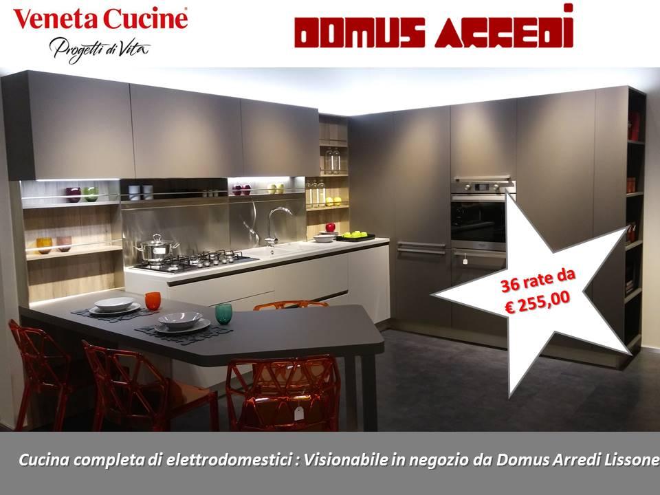Veneta Cucine presenta StepSystem