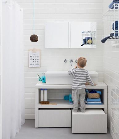 Le idee bagno di birex dal bagno alla lavanderia 1000 for Arredi x bagno