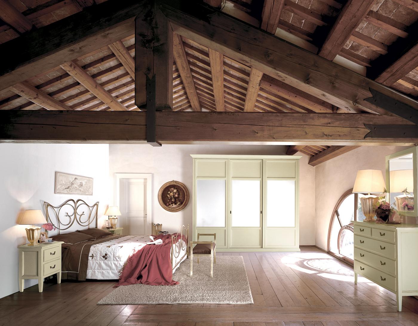 Le vostre camere da letto in stile classico, con i complementi di Tonin Casa!