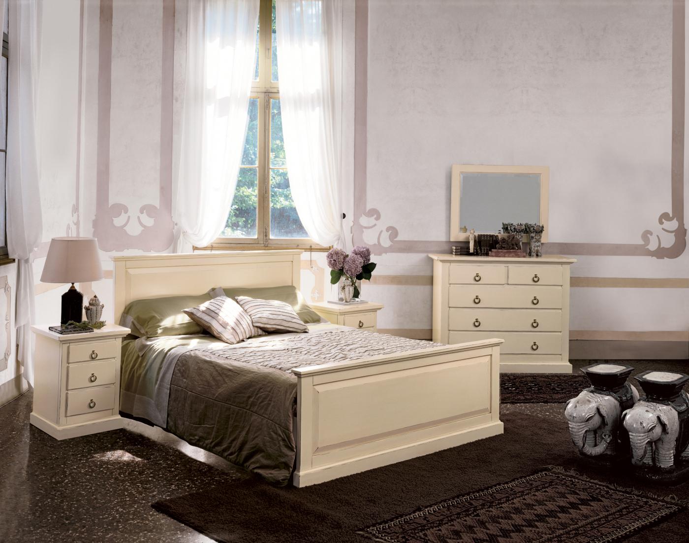 Letti in stile classico, leleganza in camera da letto!