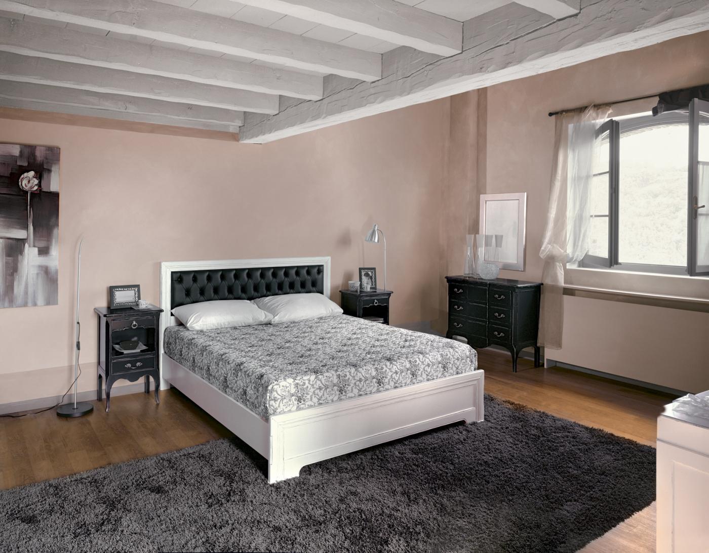 Letti in stile classico l 39 eleganza in camera da letto - Camera da letto stile classico ...