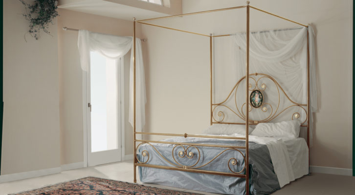 Letti in stile classico, l'eleganza in camera da letto!