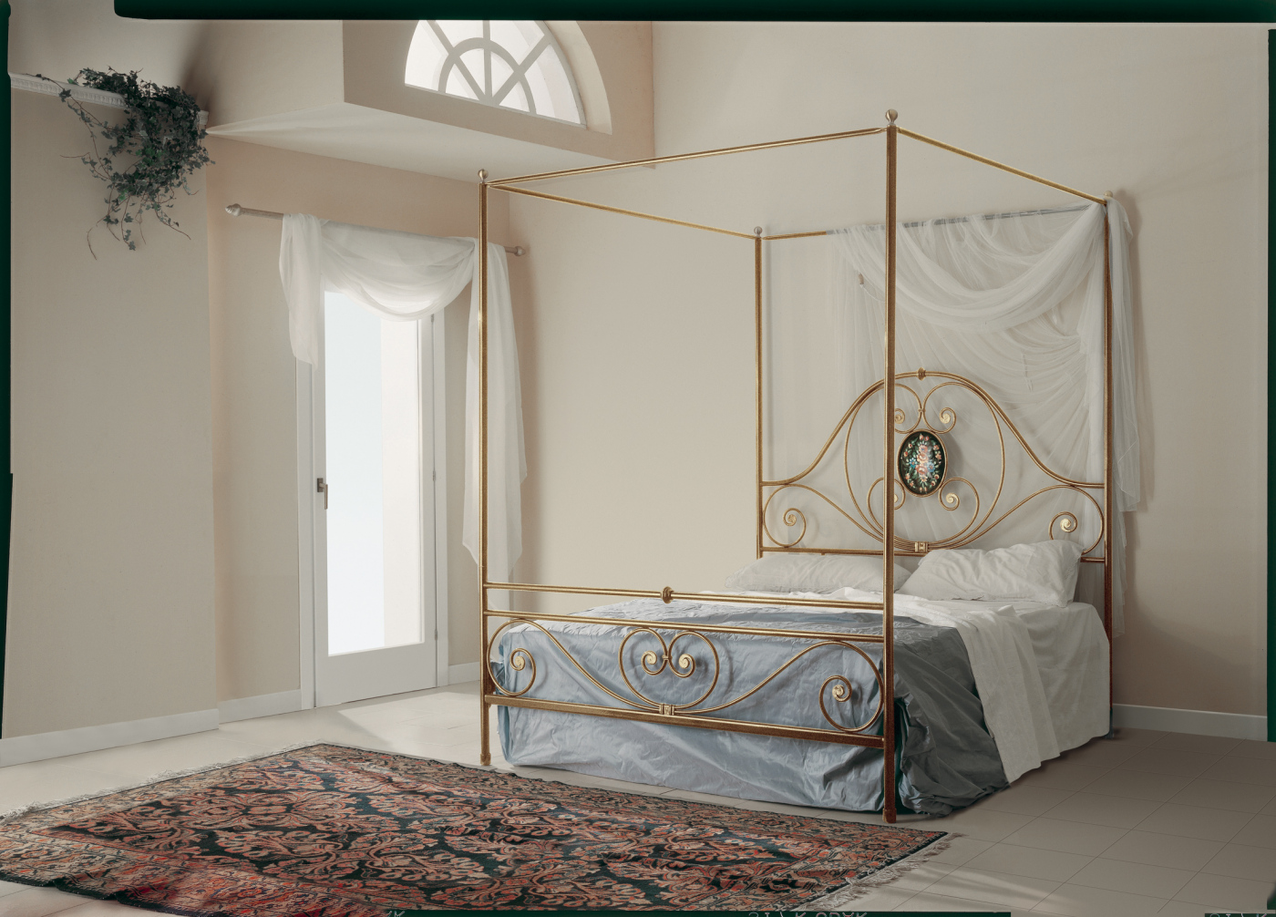 Letti in stile classico l 39 eleganza in camera da letto - Casa stile classico ...