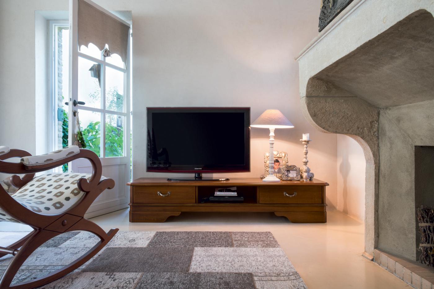 Mobile porta TV modello Focas di Tonin Casa