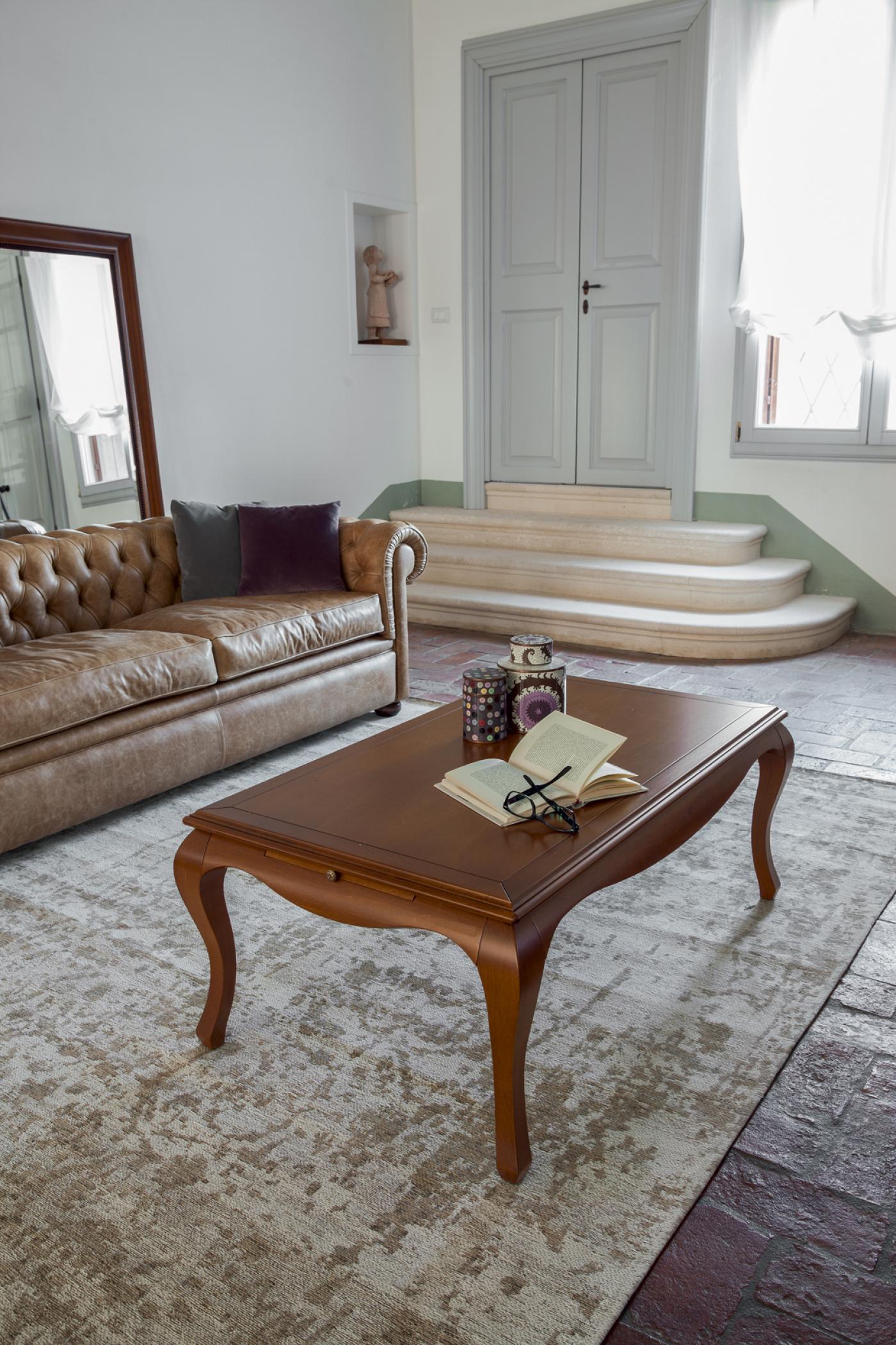 Tavolino Venusia di Tonin Casa
