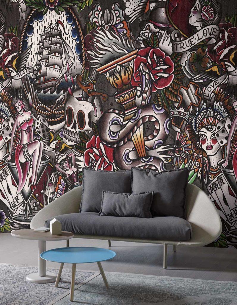 Tappezzeria murales