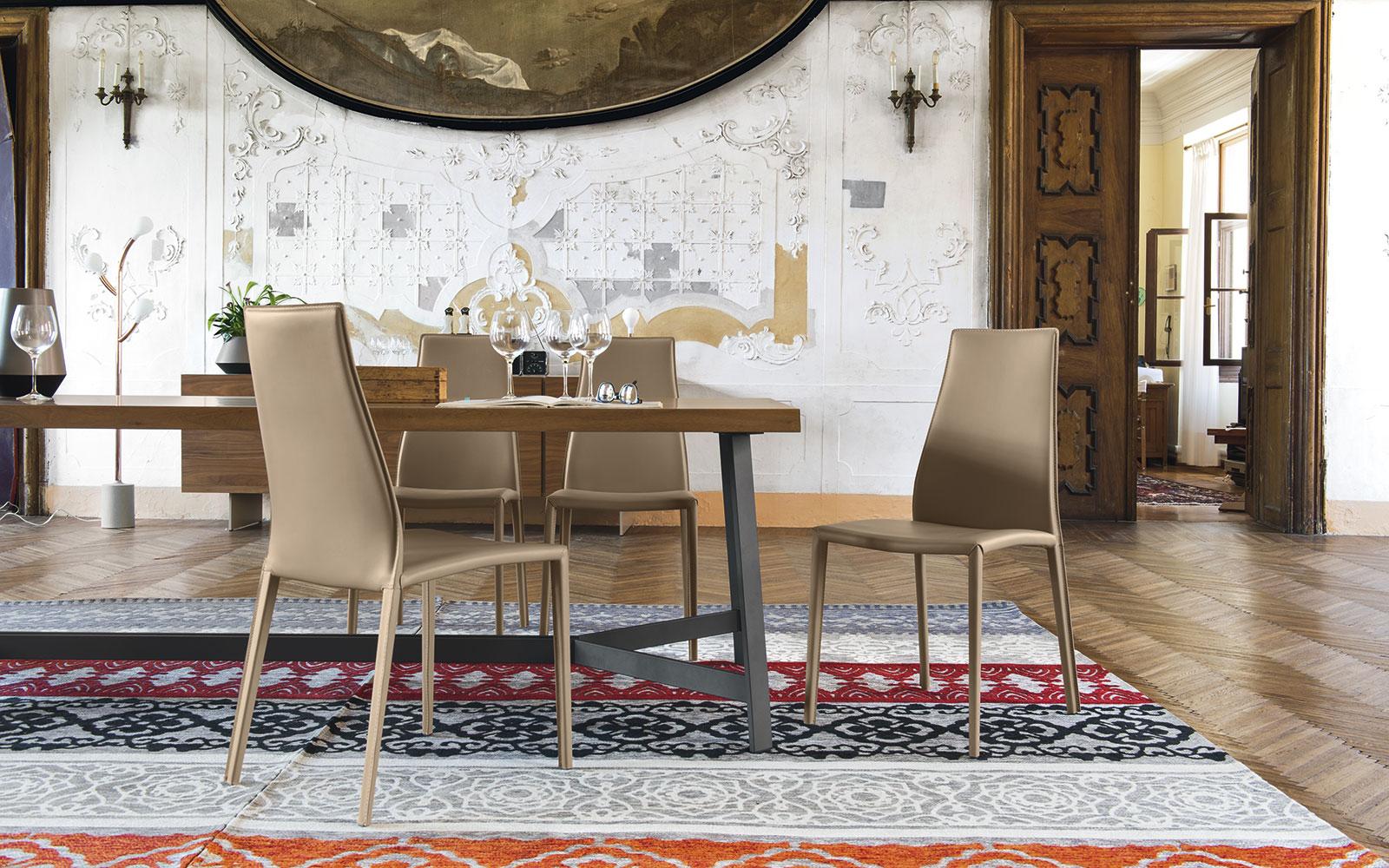 Nuova collezione di sedie calligaris ideali per la vostra casa for Cucine calligaris