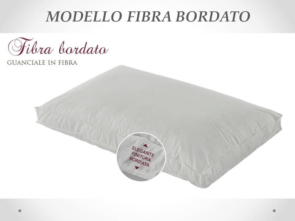 Guanciale fibra bordato Sogno Veneto