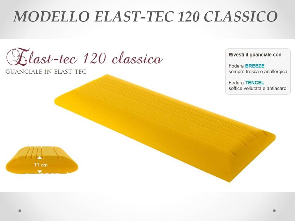 Guanciale Elast Tec 120 classico Sogno Veneto