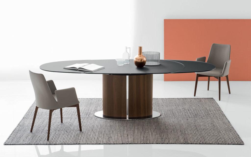 Tutta la nuova collezione di tavoli calligaris 2017 da for Tavolo ovale calligaris