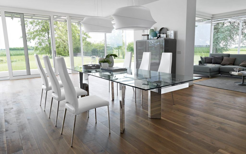 Tavolo Tower Metal di Calligaris