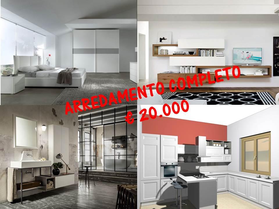 arredamento completo 20.000 euro