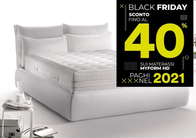 Black Friday 2020 Calligaris e Domus Arredi Lissone
