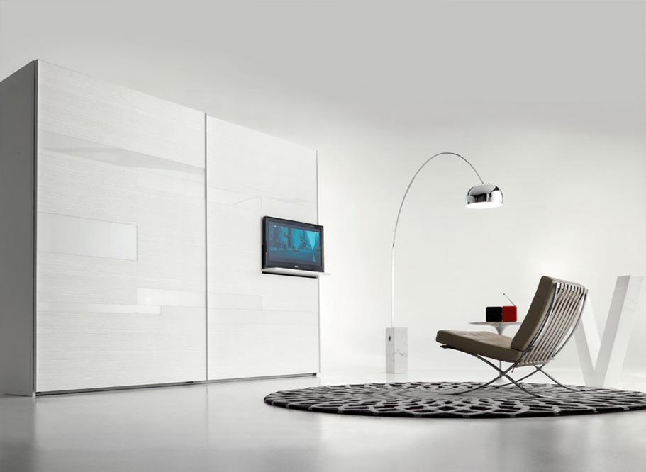 Armadio Con Tv Lcd