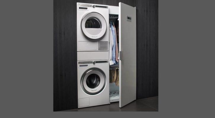 Lavanderia Asko lavare e asciugare con alta tecnologia